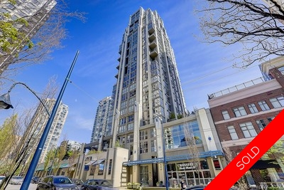 Yaletown Condo for sale:  1 bedroom 888 sq.ft. (Listed 2017-05-01)