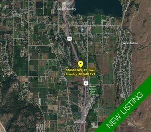 Lake Country Land for sale:    (Listed 2019-10-02)