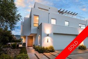 Lower Mission Townhouse for sale:  3 bedroom 2,586 sq.ft. (Listed 2020-09-12)